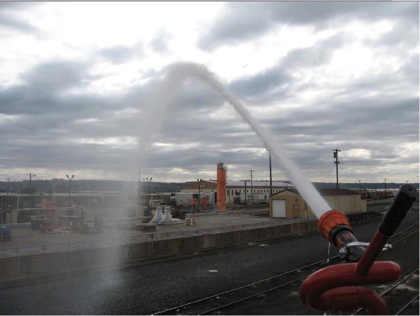 Honda Of Seattle >> BNSF Fire Fighting Flat Car